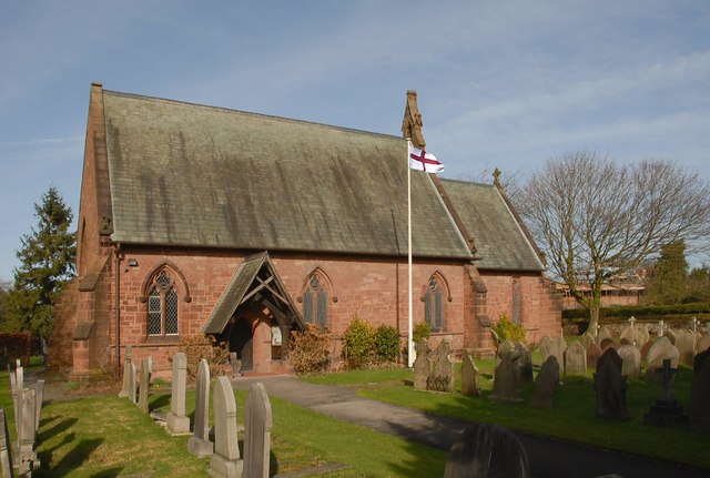 Christ Church, Willaston