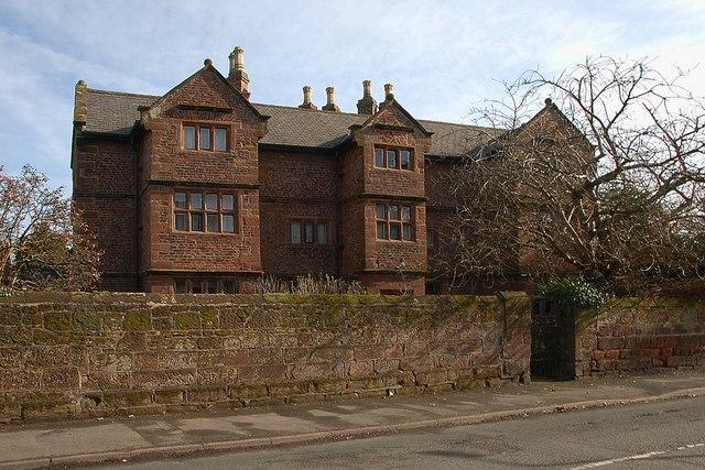 Willaston Old Hall