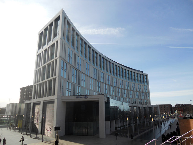 Liverpool Hilton hotel