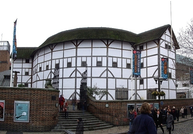 The Globe Theatre Recreated 169 Rob Farrow Geograph