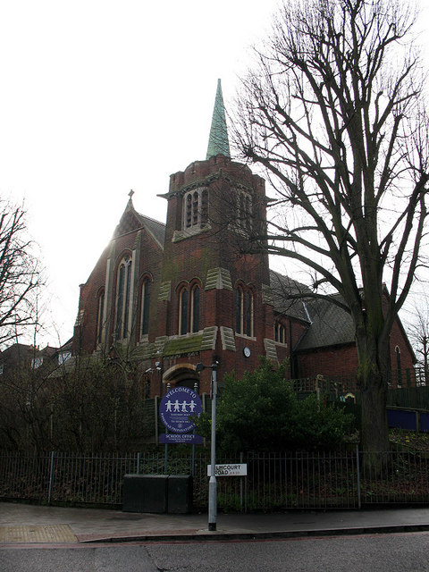 Former St Cuthbert's Church, Tulse Hill