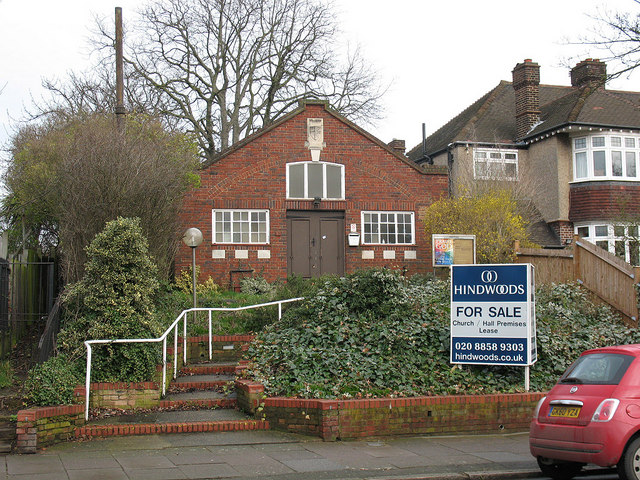 Church hall for sale