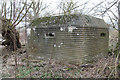 SP2900 : Corrugated pillbox by Bill Nicholls