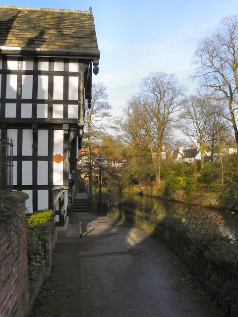Bridgewater Canal, Worsley