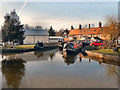 SD7500 : Bridgewater Canal, Worsley by David Dixon