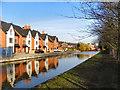 SD7500 : Bridgewater Canal by David Dixon