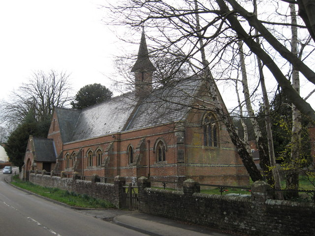 St Saviour's Church, Colgate