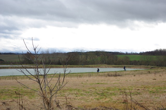 Higham lakes trout fishery