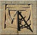 SE1313 : Sundial, St Paul's Church, Armitage Bridge : Week 9