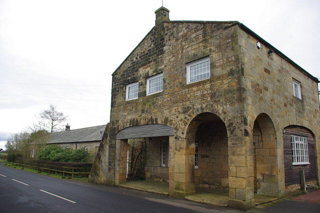 Old School House, Belsay