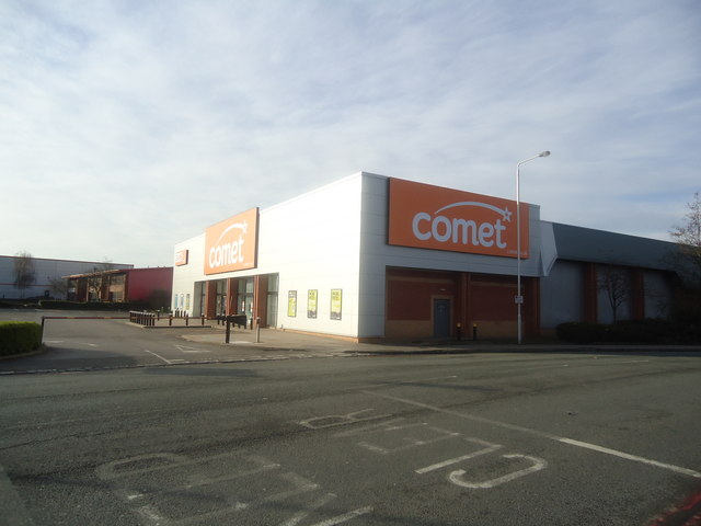 comet purley way croydon stacey harris geograph. Black Bedroom Furniture Sets. Home Design Ideas