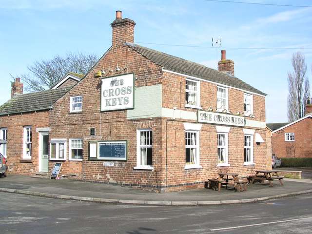 Fulstow, Cross Keys public house