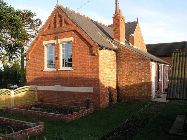 East Barkwith, former school