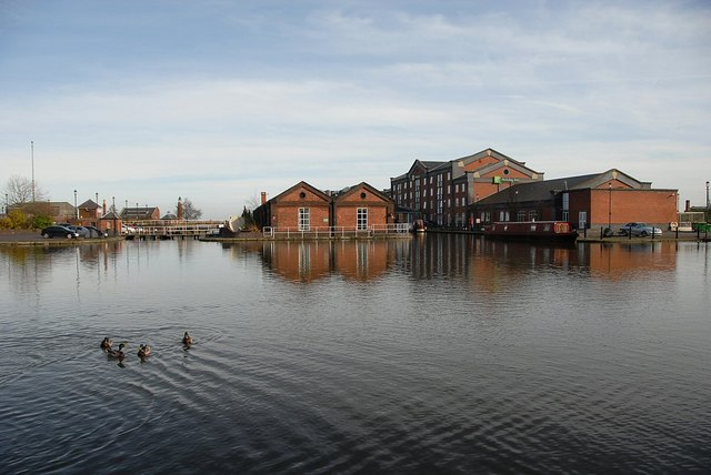 The Canal Basin