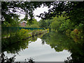 SP0483 : Worcester and Birmingham Canal near Edgbaston by Roger  Kidd