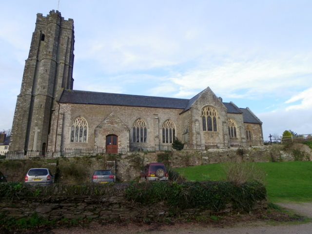 The Church of St Michael and All Angels, Stokenham