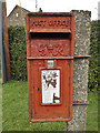 TF7218 : G VI R postbox No PE32 318 by Adrian S Pye