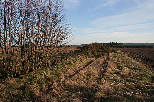 Burghead Branch Line