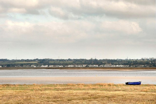 Across the Dee to Parkgate