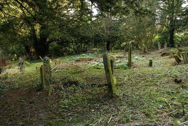 Old Halkyn Cemetery