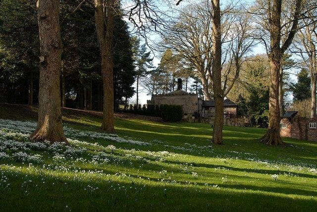 Gatehouse to Halkyn Castle
