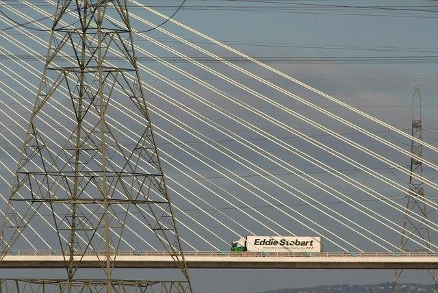 Eddie on the bridge