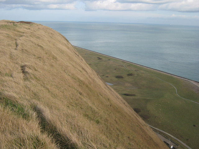 Cliffs above Samphire Hoe