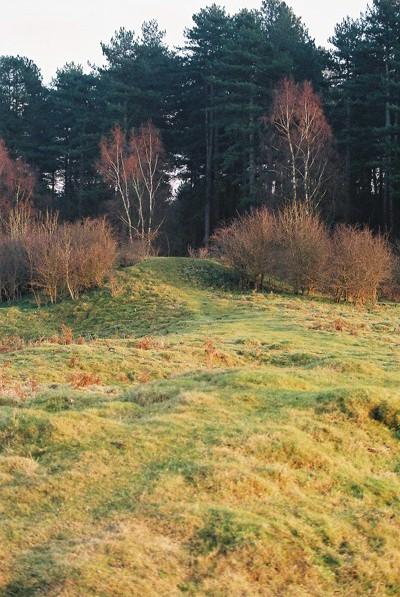 Grimshoe burial mound