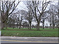 ST6175 : Eastville Park, Fishponds by Eirian Evans