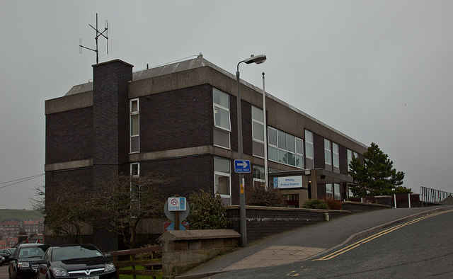 whitby police station  u00a9 colin grice cc 2 0