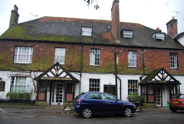 Leicester Arms, Penshurst