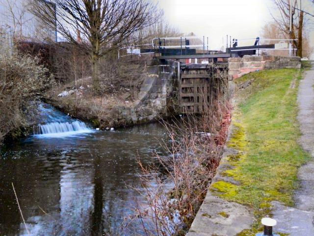 Rochdale Canal, Lock 75