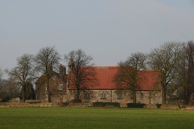 Christ Church , Barnston