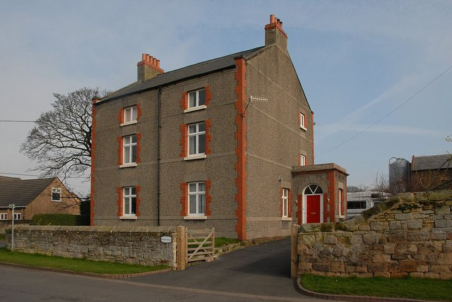 Storeton House
