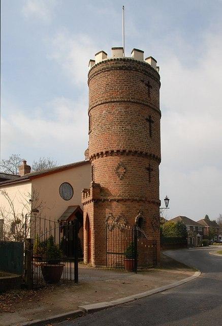 Barnston Towers