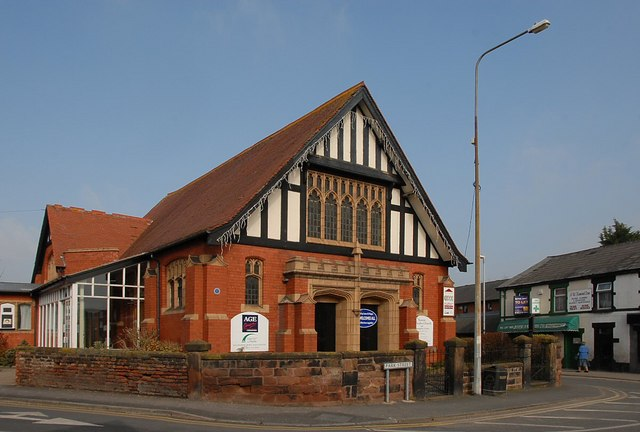 Neston Methodist Church