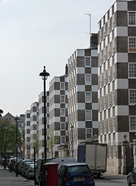 Grosvenor Estate, Page Street