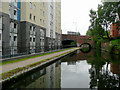 SP0686 : Worcester and Birmingham Canal near Five Ways, Birmingham by Roger  Kidd