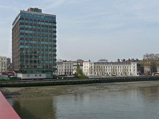 Riverwalk House, Millbank