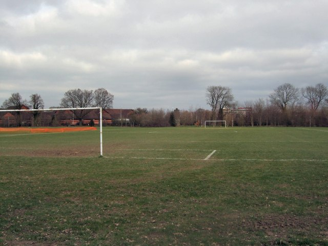 Football Pitch - West Green Park