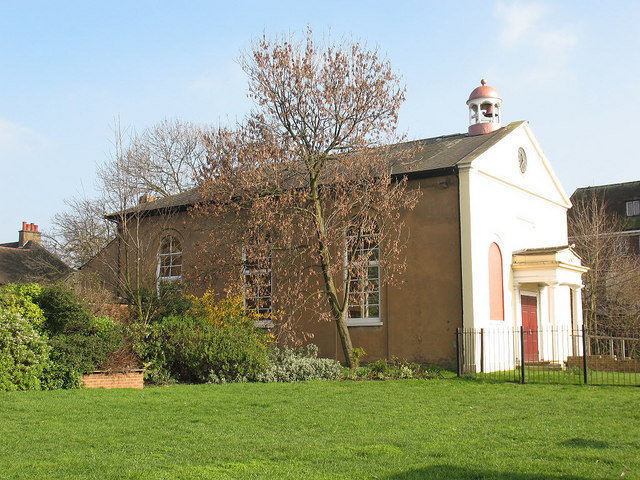 St John's church hall, Bromley Road