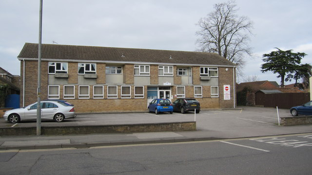 Bourne Police station