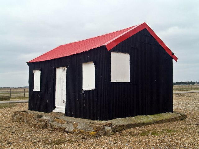 The Red Roof Shed