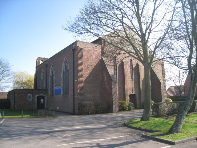 St. Paul's, Ashby