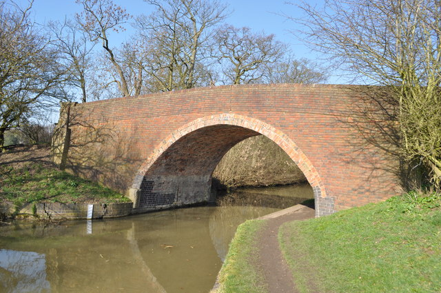 Grand Union Canal - Farm Bridge