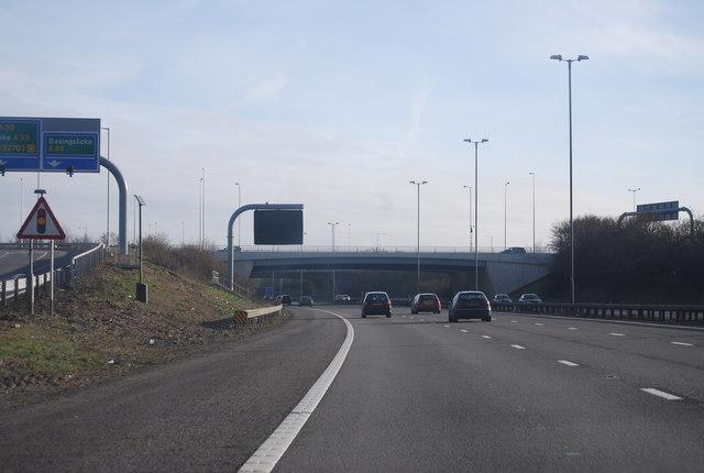 M4, junction 11