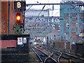SJ8397 : Deansgate railway station : Week 9