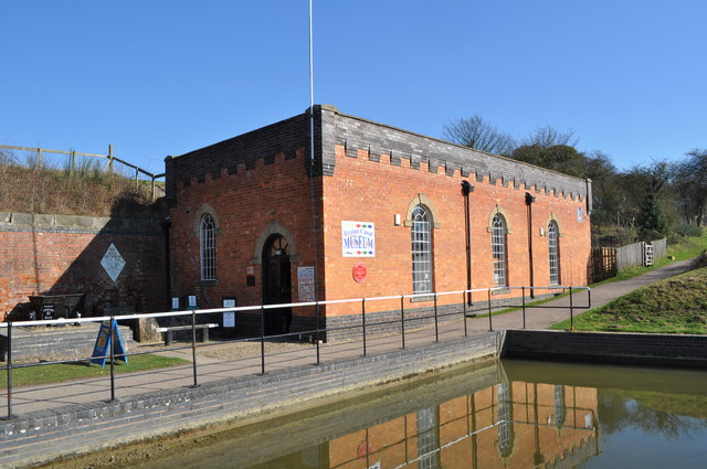 Grand Union Canal - Foxton Locks Museum