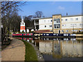 SJ7699 : Bridgewater Canal, Monton by David Dixon