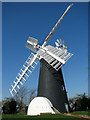 TG4403 : Polkey's Mill, Reedham Marshes by Evelyn Simak
